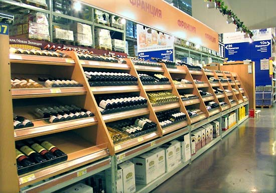 Metro_france_wines