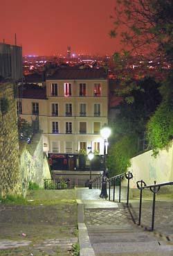 Montmartre_escaliers